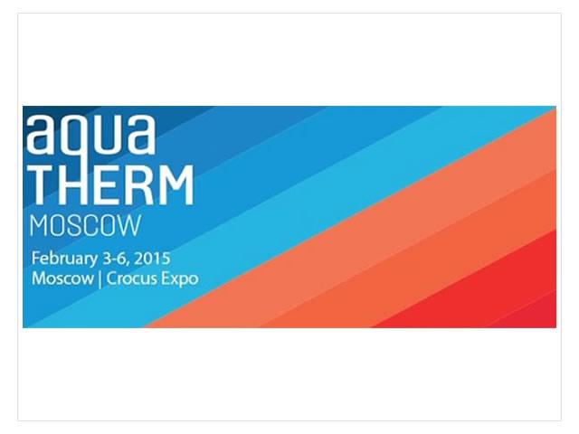 Aqua Therm Moscow 2015 Fuarı
