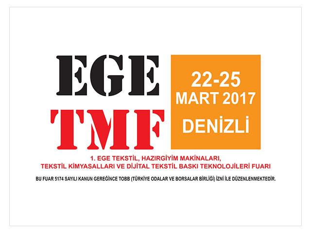 1.EGE TMF 22-25 Mart 2017 Fuarı