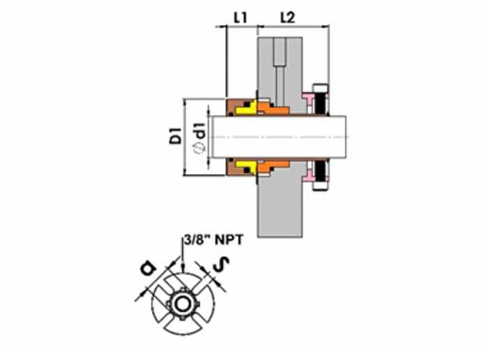 MODEL TİP: P-PYT910 KARTUŞ SALMASTRA